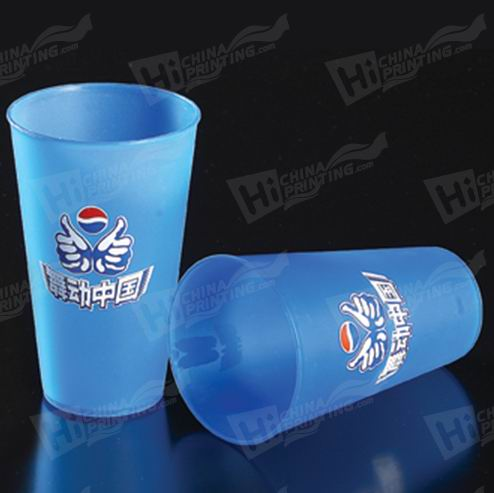 Custom Plastic Cup With Logo Printing