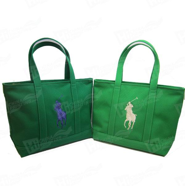 Embroidery Canvas Bags