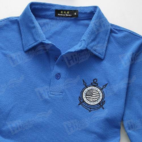 Polo-shirts With Embroidery Logo