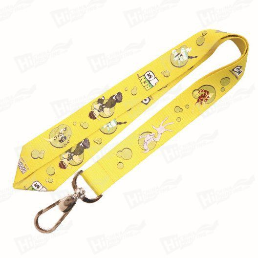 Printed Lanyards For Trade Show