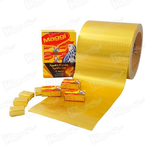 Bouillon Cube Wrappers
