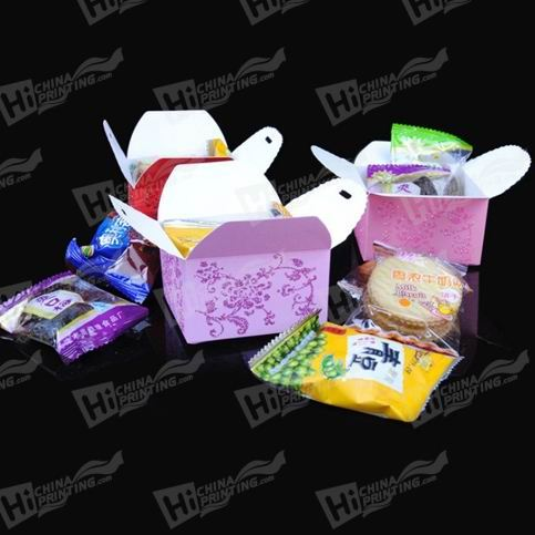 Candy Gift Boxes Printing