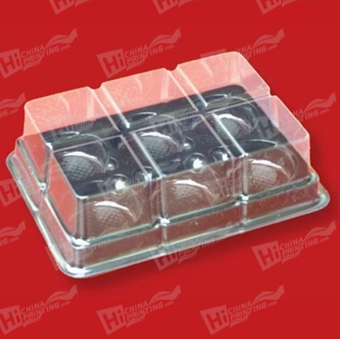 Customized Plastic Food Box