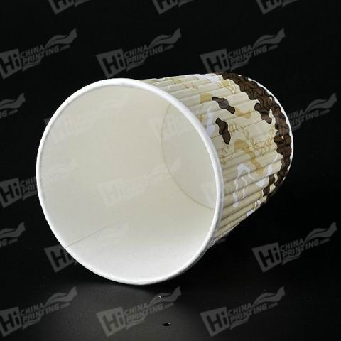 Disposable 10 OZ Paper Coffee Cups