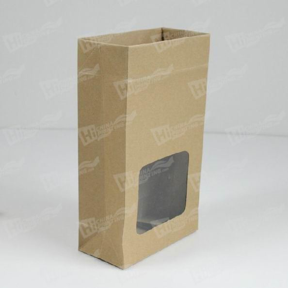 Paper Self-Opening Sacks (SOS) Printing