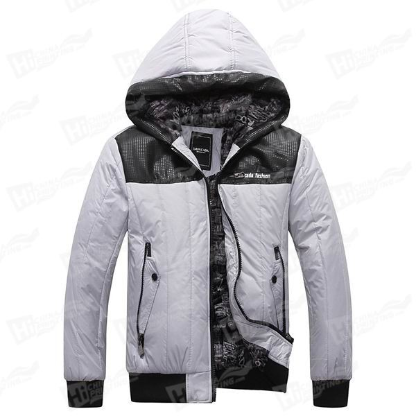 Custom Cheap Men's Padded Jackets