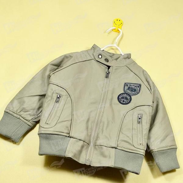 Custom Children's Padded Jackets