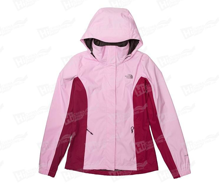 Custom Lady's Waterproof 3 in 1 Jacket Outdoor Jacket