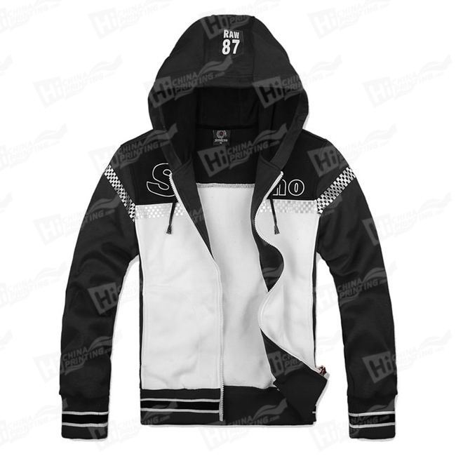 Custom Zip Hoodies