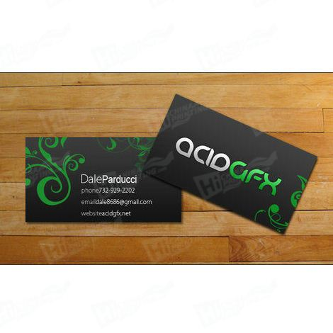 Best Quality Full Color fset Printing Business Card