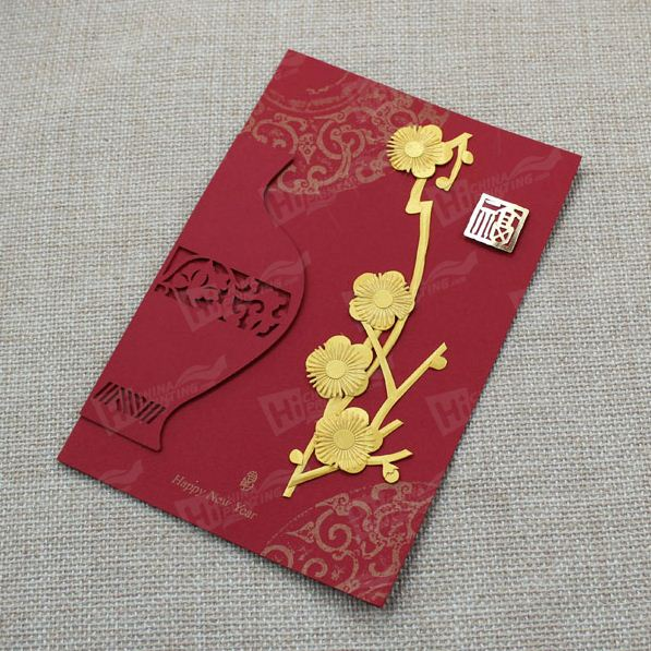 High Quality Glossy Lamination Card Printing