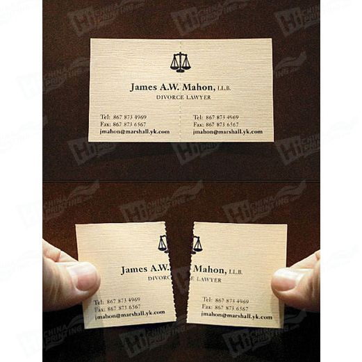 Name Card Printing with Amazing Outlook