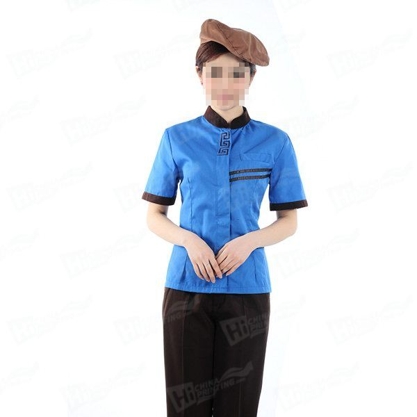 Custom Ladies Hotel Uniform