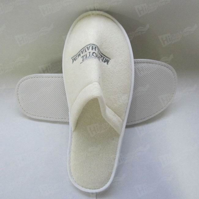 Custom Terry Cloth Slippers