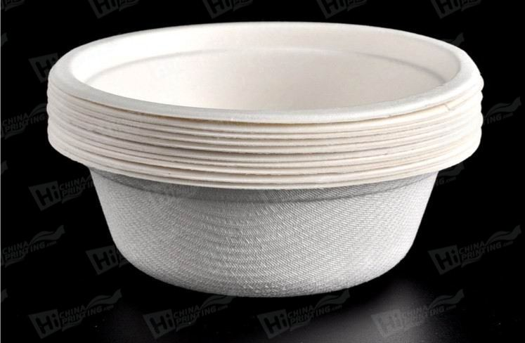 Disposable Paper Bowls