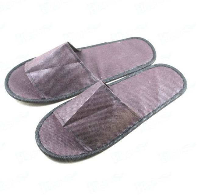 Disposable Slippers With Hotel Logo Printing