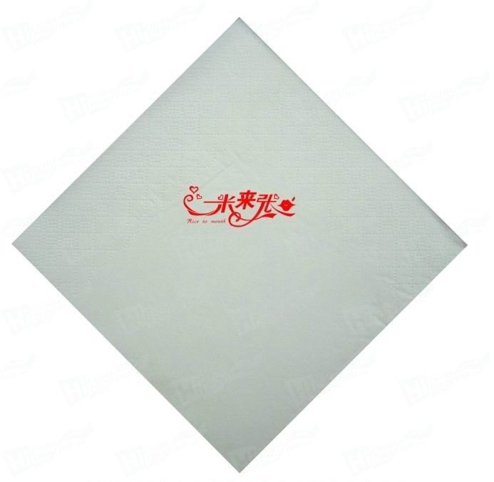 Napkins Printing With Logo