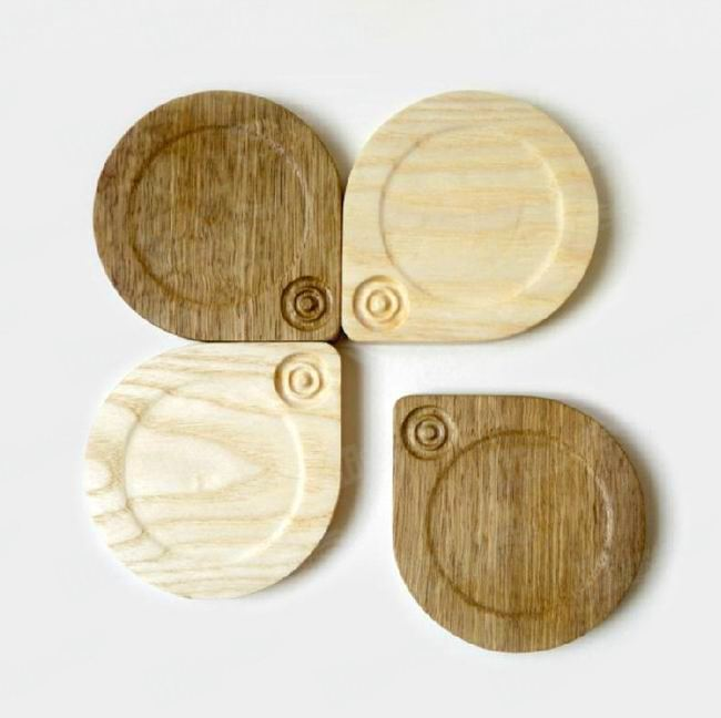 Wholesale Cork Coasters