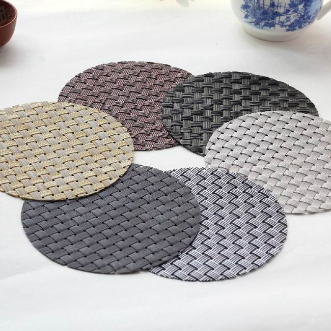 Wholesale Soft PVC Coasters