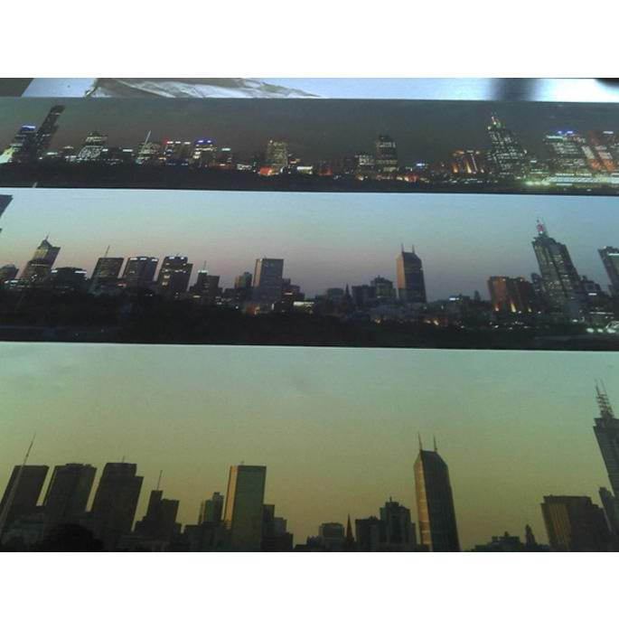 Scenery Photo Transfer To Canvas Printing