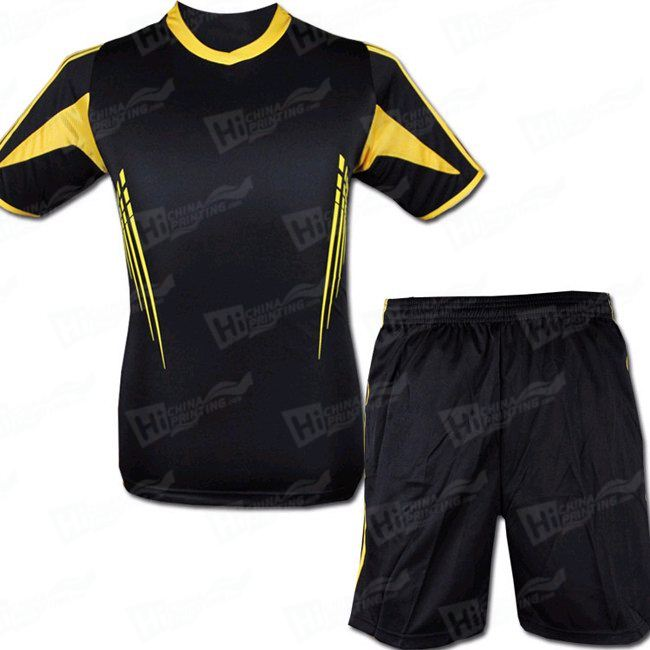 Blank Football Sportwear Printing with Custom Nos and Logo