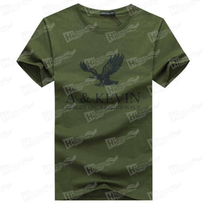 A & Kevin Ambitions Fly-Screen Printing T-shirts Stock For Wholesale