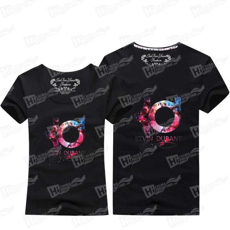 Family Matching T-shirts-Starry Sky KD For Couple