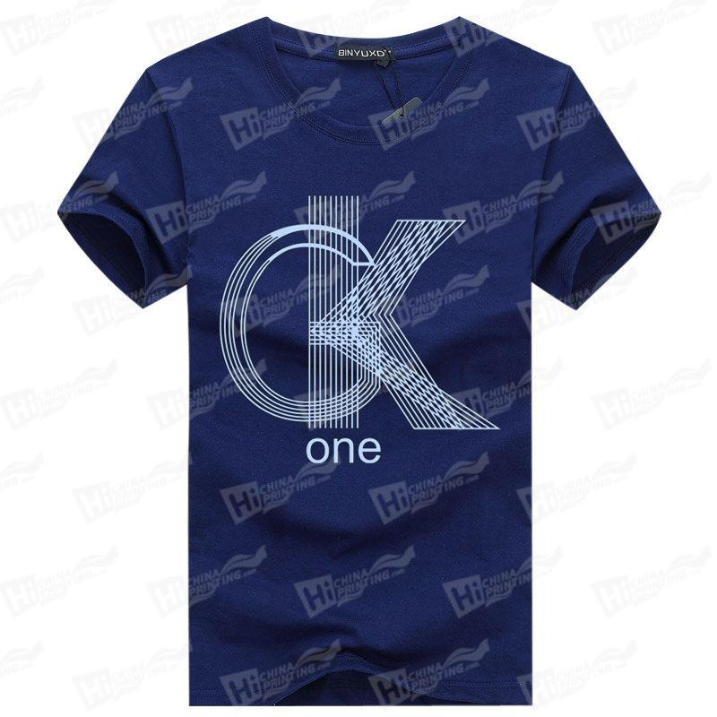 GK one---Screen Printing T-shirts Stock For Wholesale