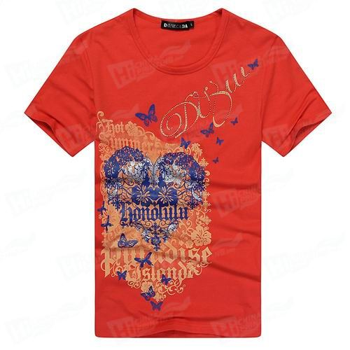 Heat Transfer Printing T-shirts