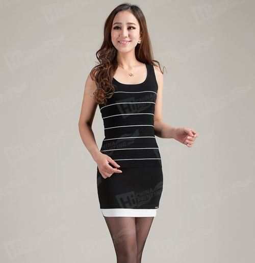 Hot Sale Striped Tank Tops for Woman