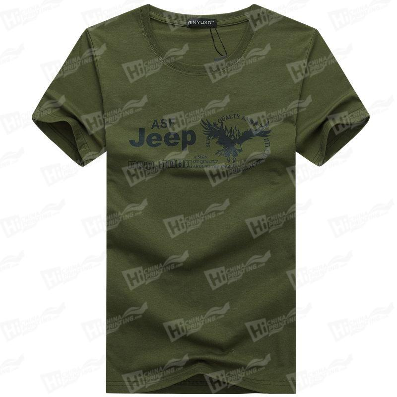 Jeep Eagle Men's Short-Sleeve T-shirts Wholesale