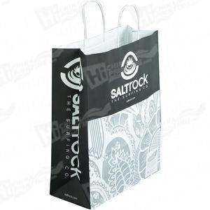 Custom Printed Garment Bags, Min Order of 300pcs, Fast Delivery, Paper Bags Manufacturer Supply Directly