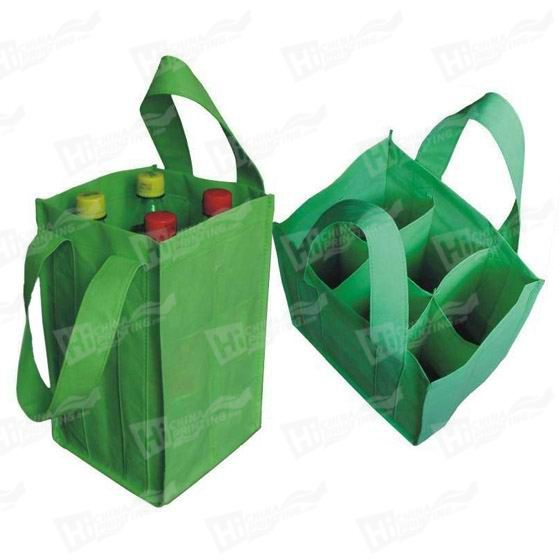 Non Woven Wine Bags Printing