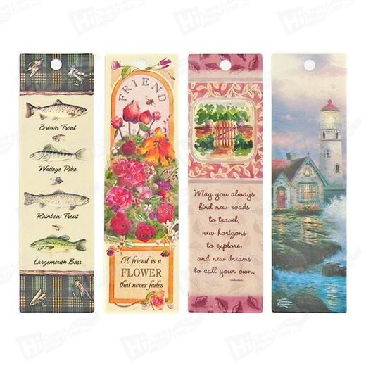 Bookmarks With Digital Printing