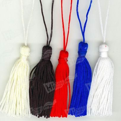 Decorative Tassel Bookmarks