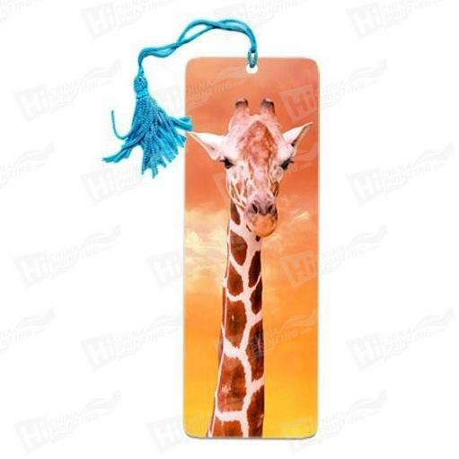 Giraffe Bookmarks