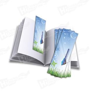 Personalized Bookmarks Printing