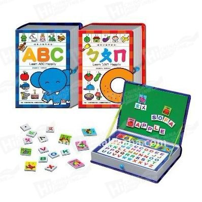 ABC Sticker Book Printing For Kids