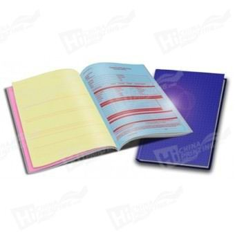 Carbonless Docket Book Printing