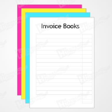 Cheap NCR Receipt Book Printing