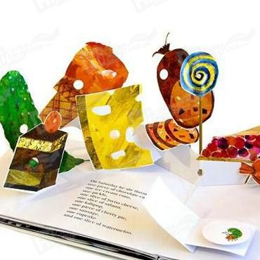 Children Pop Up Book Printing