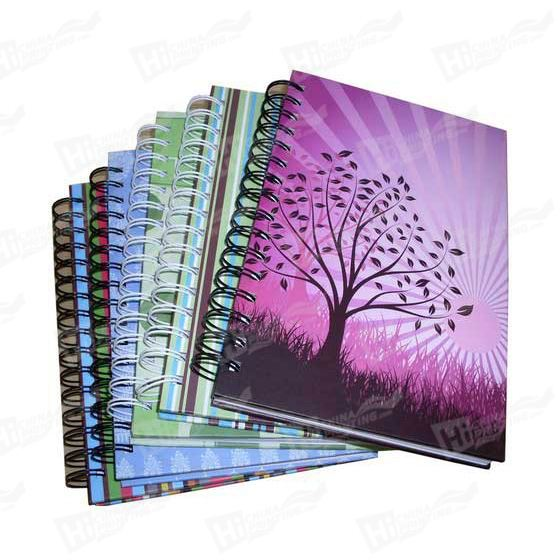 Eco-Friendly Customized Book Printing