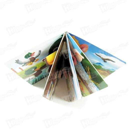 Hard Cover Board Book Printing