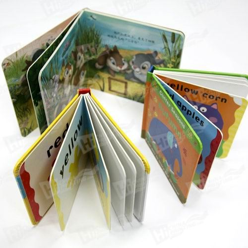 Hardcover Book Printing For Children