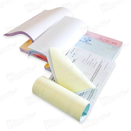 NCR Docket and Receipt Printing