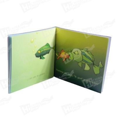 OEM Colorful Book Printing