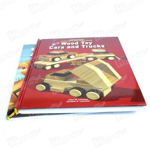 OEM Colorful Hardcover Book Printing