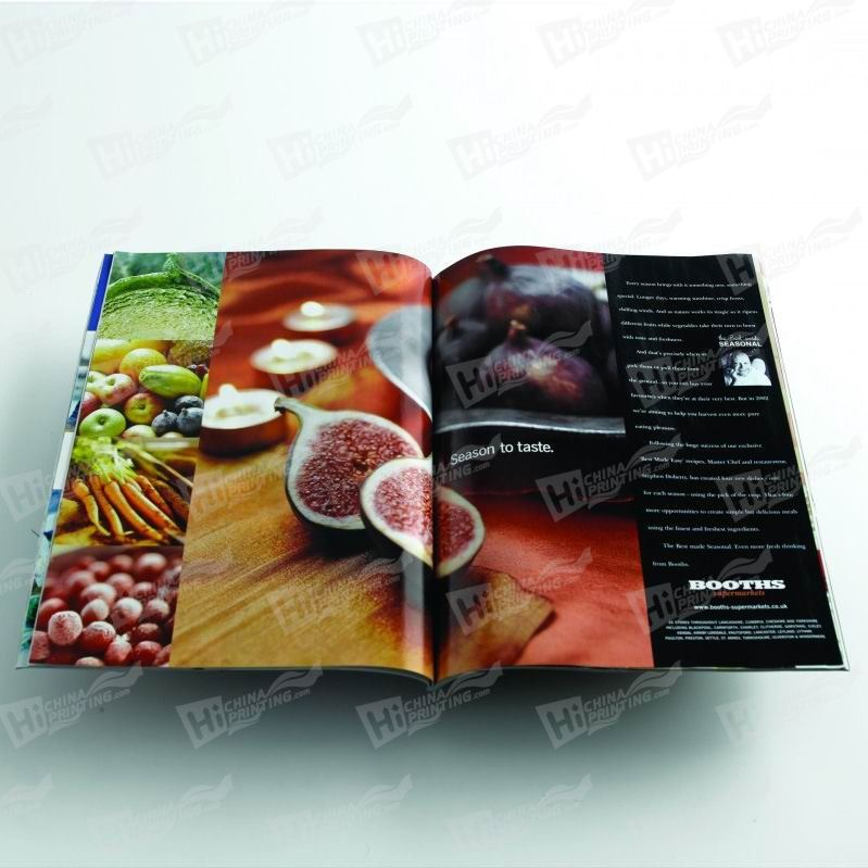 Brochure Printing For Supermarket Promotion