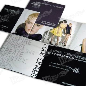 Cheap Luxury Brochure Printing