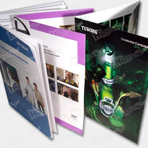 Promotion And Advertising Brochure Printing
